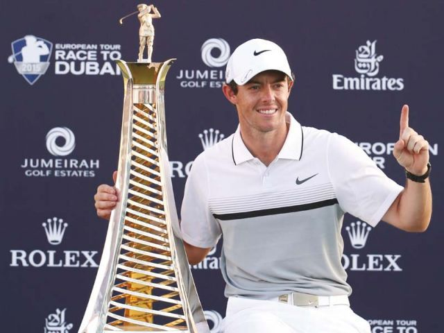 rory mcilroy race to dubai 2015